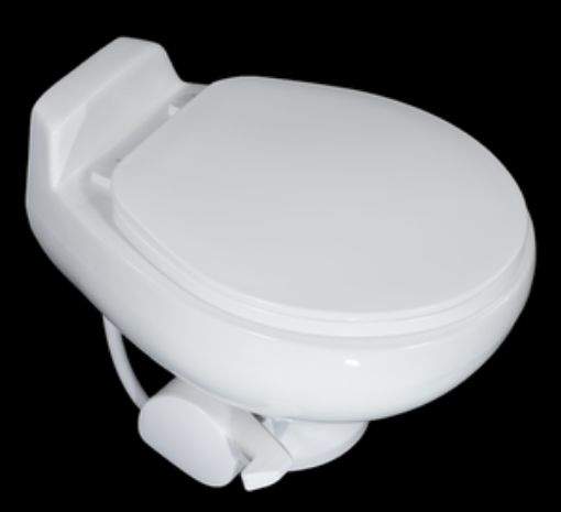 Picture of Sun-Mar™ | Microflush Pedestal Model 511