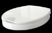 Picture of Highlock Assistance Toilet Seat