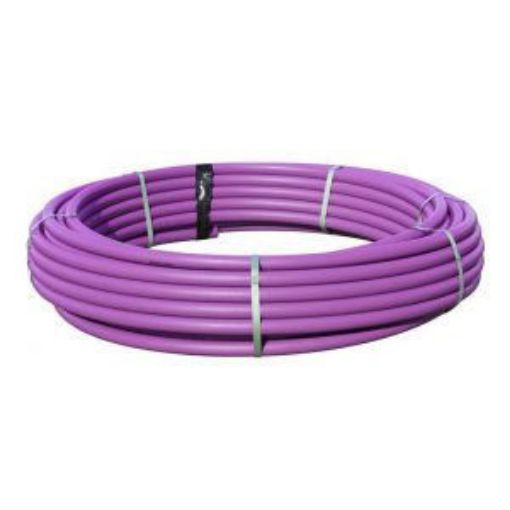 Lilac Low-Density Polypipe