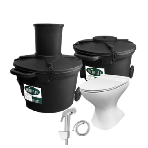 Nature Loo™ Classic 650 Package